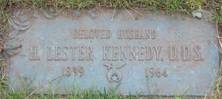 KENNEDY, H LESTER - Linn County, Iowa | H LESTER KENNEDY