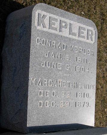 KEPLER, CONRAD - Linn County, Iowa | CONRAD KEPLER