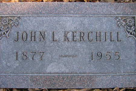 KERCHILL, JOHN L. - Linn County, Iowa | JOHN L. KERCHILL