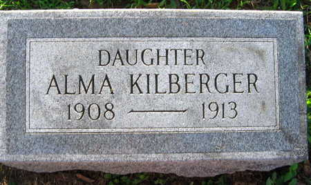 KILBERGER, ALMA - Linn County, Iowa | ALMA KILBERGER