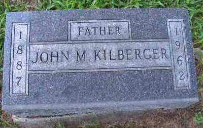 KILBERGER, JOHN M. - Linn County, Iowa | JOHN M. KILBERGER