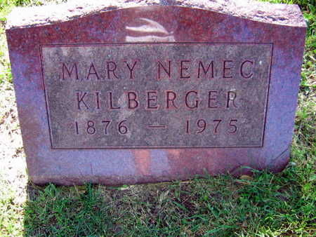NEMEC KILBERGER, MARY - Linn County, Iowa | MARY NEMEC KILBERGER