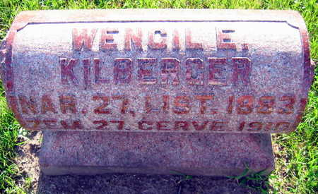 KILBERGER, WENCIL E. - Linn County, Iowa | WENCIL E. KILBERGER