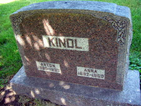 KINDL, ANTON - Linn County, Iowa | ANTON KINDL