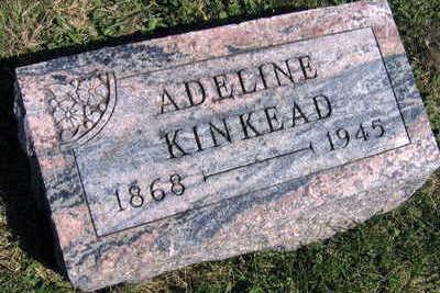 KINKEAD, ADELINE - Linn County, Iowa | ADELINE KINKEAD