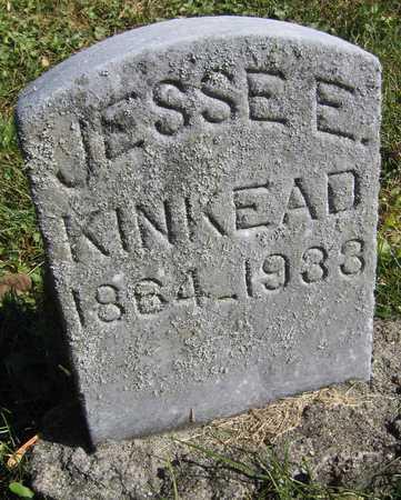 KINKEAD, JESSE E. - Linn County, Iowa | JESSE E. KINKEAD