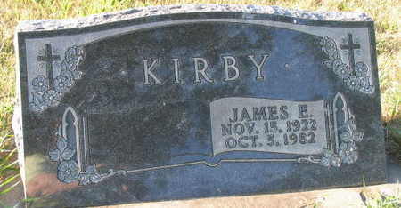 KIRBY, JAMES E. - Linn County, Iowa | JAMES E. KIRBY