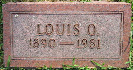 KLOUBEC, LOUIS O. - Linn County, Iowa | LOUIS O. KLOUBEC