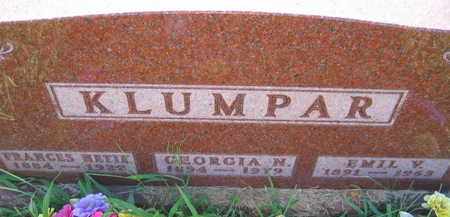 KLUMPAR, FRANCES - Linn County, Iowa | FRANCES KLUMPAR