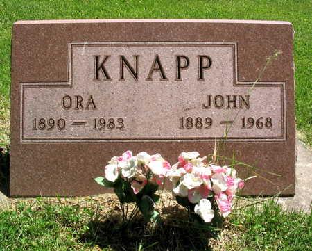 KNAPP, JOHN - Linn County, Iowa | JOHN KNAPP