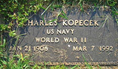 KOPECEK, CHARLES - Linn County, Iowa | CHARLES KOPECEK
