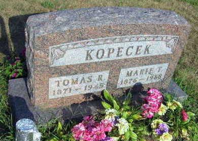 KOPECEK, MARIE T. - Linn County, Iowa | MARIE T. KOPECEK