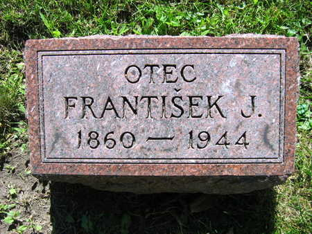 KOSS, FRANTISEK J. - Linn County, Iowa | FRANTISEK J. KOSS