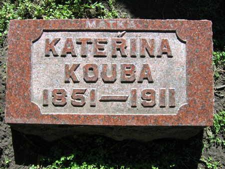 KOUBA, KATERINA - Linn County, Iowa | KATERINA KOUBA