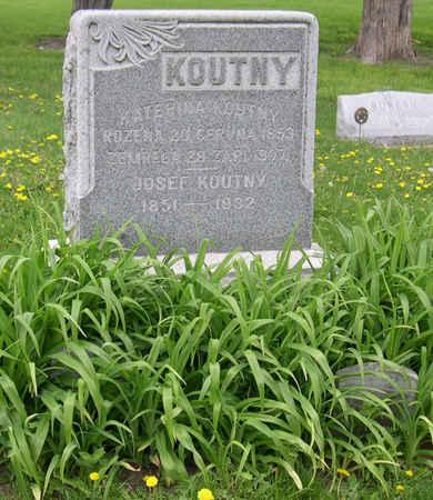 KOUTNEY, KATERINA - Linn County, Iowa | KATERINA KOUTNEY