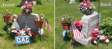 KOUTNY MAROUSEK, FAMILY STONE - Linn County, Iowa | FAMILY STONE KOUTNY MAROUSEK