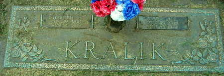 KRALIK, MARTHA L. - Linn County, Iowa | MARTHA L. KRALIK