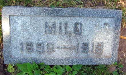KRALL, MILO - Linn County, Iowa | MILO KRALL