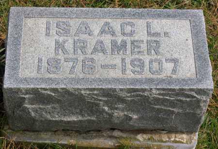 KRAMER, ISAAC L. - Linn County, Iowa | ISAAC L. KRAMER
