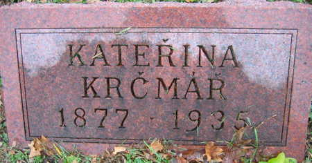 KRCMAR, KATERINA - Linn County, Iowa | KATERINA KRCMAR