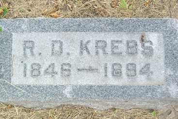 KREBS, R. D. - Linn County, Iowa | R. D. KREBS