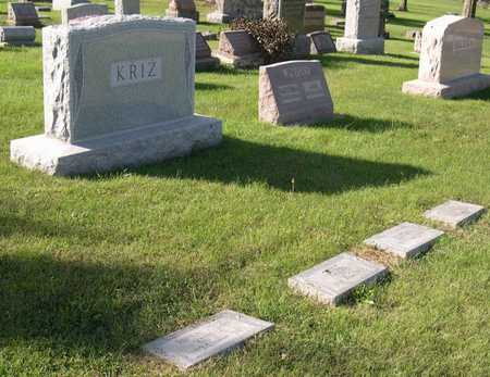 KRIZ, FAMILY - Linn County, Iowa | FAMILY KRIZ
