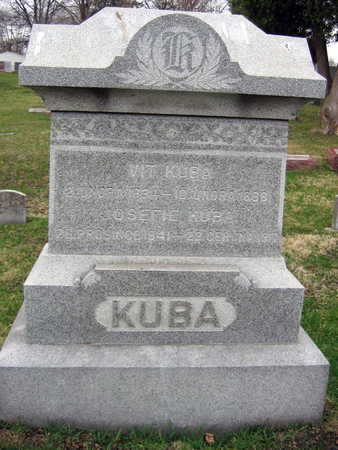 KUBA, FAMILY STONE - Linn County, Iowa | FAMILY STONE KUBA