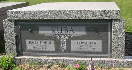 KUBA, EDWARD R. - Linn County, Iowa | EDWARD R. KUBA