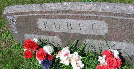 KUBEC, ROSE - Linn County, Iowa | ROSE KUBEC