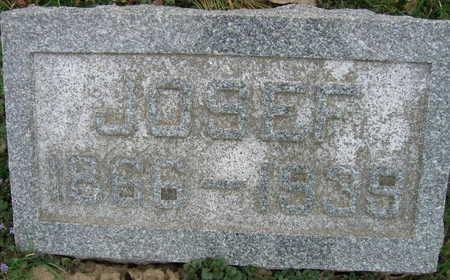 KUBICEK, JOSEF - Linn County, Iowa | JOSEF KUBICEK