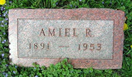KUCERA, AMIEL R. - Linn County, Iowa | AMIEL R. KUCERA