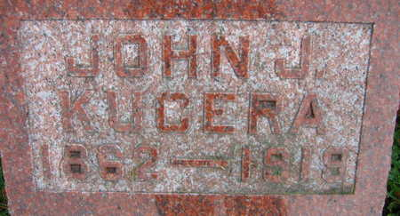 KUCERA, JOHN J. - Linn County, Iowa | JOHN J. KUCERA