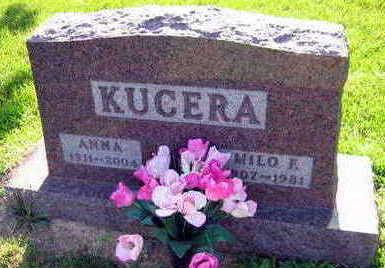 KUCERA, ANNA - Linn County, Iowa | ANNA KUCERA