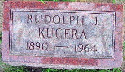 KUCERA, RUDOLPH J. - Linn County, Iowa | RUDOLPH J. KUCERA