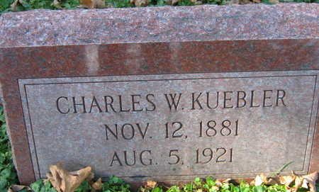 KUEBLER, CHARLES - Linn County, Iowa | CHARLES KUEBLER