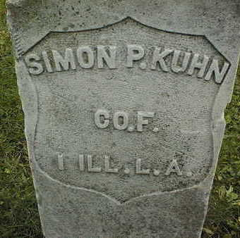 KUHN, SIMON P. - Linn County, Iowa | SIMON P. KUHN