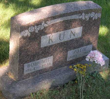 KUN, BOHUMIL - Linn County, Iowa | BOHUMIL KUN