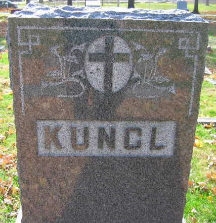 KUNCL, FAMILY STONE - Linn County, Iowa | FAMILY STONE KUNCL