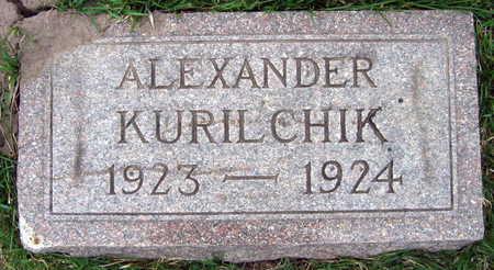 KURILCHIK, ALEXANDER - Linn County, Iowa | ALEXANDER KURILCHIK