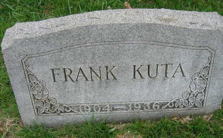 KUTA, FRANK - Linn County, Iowa | FRANK KUTA