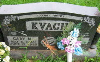 KVACH, GARY M. - Linn County, Iowa | GARY M. KVACH