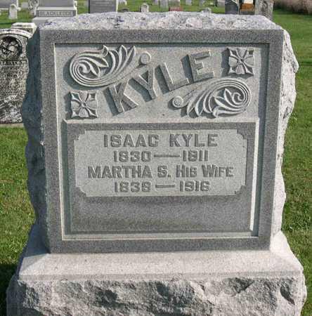 KYLE, ISAAC - Linn County, Iowa | ISAAC KYLE
