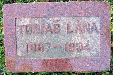 LANA, TOBIAS - Linn County, Iowa | TOBIAS LANA