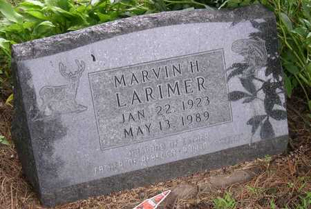 LARIMER, MARVIN H. - Linn County, Iowa | MARVIN H. LARIMER