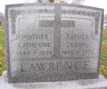 LAWRENCE, JOSEPH - Linn County, Iowa | JOSEPH LAWRENCE