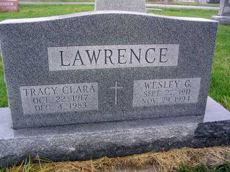LAWRENCE, WESLEY G. - Linn County, Iowa | WESLEY G. LAWRENCE