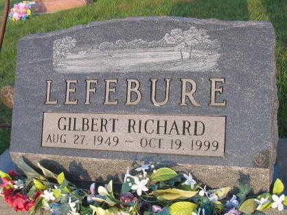 LEFEBURE, GILBERT RICHARD - Linn County, Iowa | GILBERT RICHARD LEFEBURE