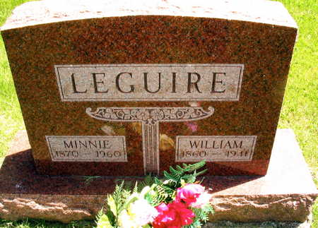 LEGUIRE, MINNIE - Linn County, Iowa | MINNIE LEGUIRE