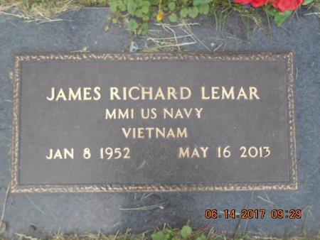 LEMAR, JAMES RICHARD - Linn County, Iowa | JAMES RICHARD LEMAR