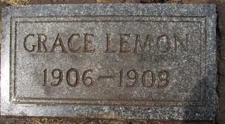LEMON, GRACE - Linn County, Iowa | GRACE LEMON